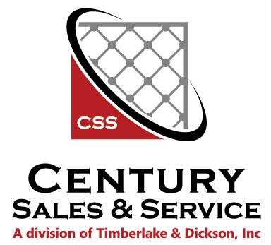 Century Sales & Service Logo 2013