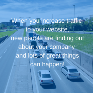 8 ways to increase website traffic