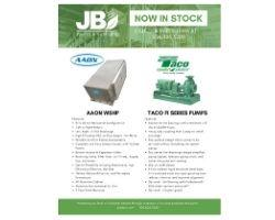 Johnson Barrow AAON-TACO Parts Flyer